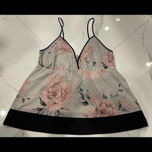 La Vie en Rose Pajama top